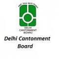 Cantonment Board Delhi Jobs