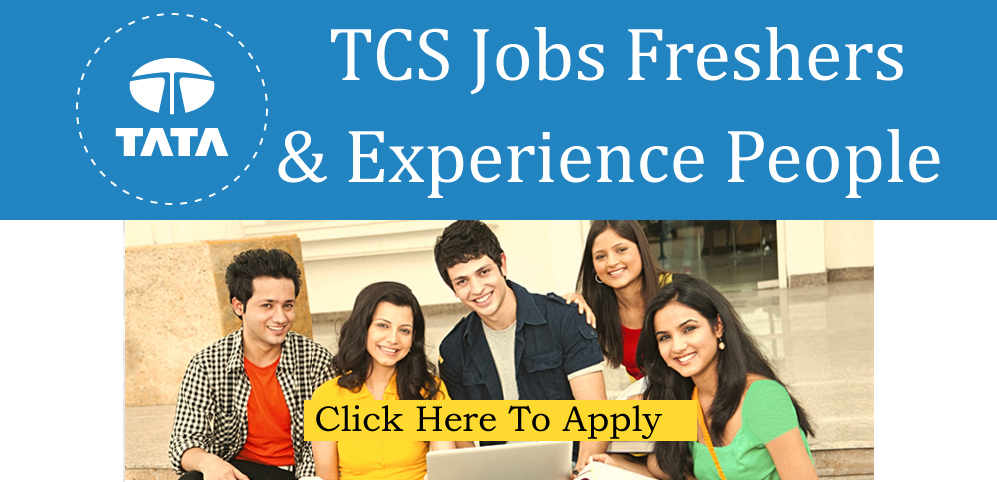 Tata Consultancy Services Jobs  Career In Tata Consultancy Services