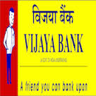 Jobs in Vijaya Bank Company